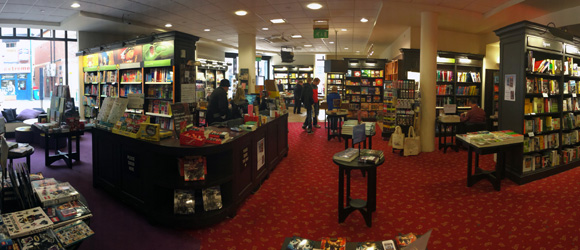 Waterstones Middlesbrough