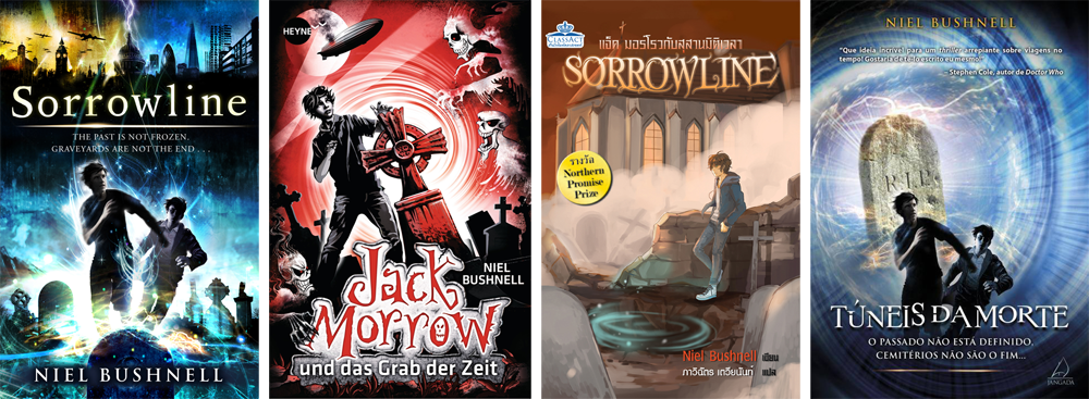 Sorrowline international covers