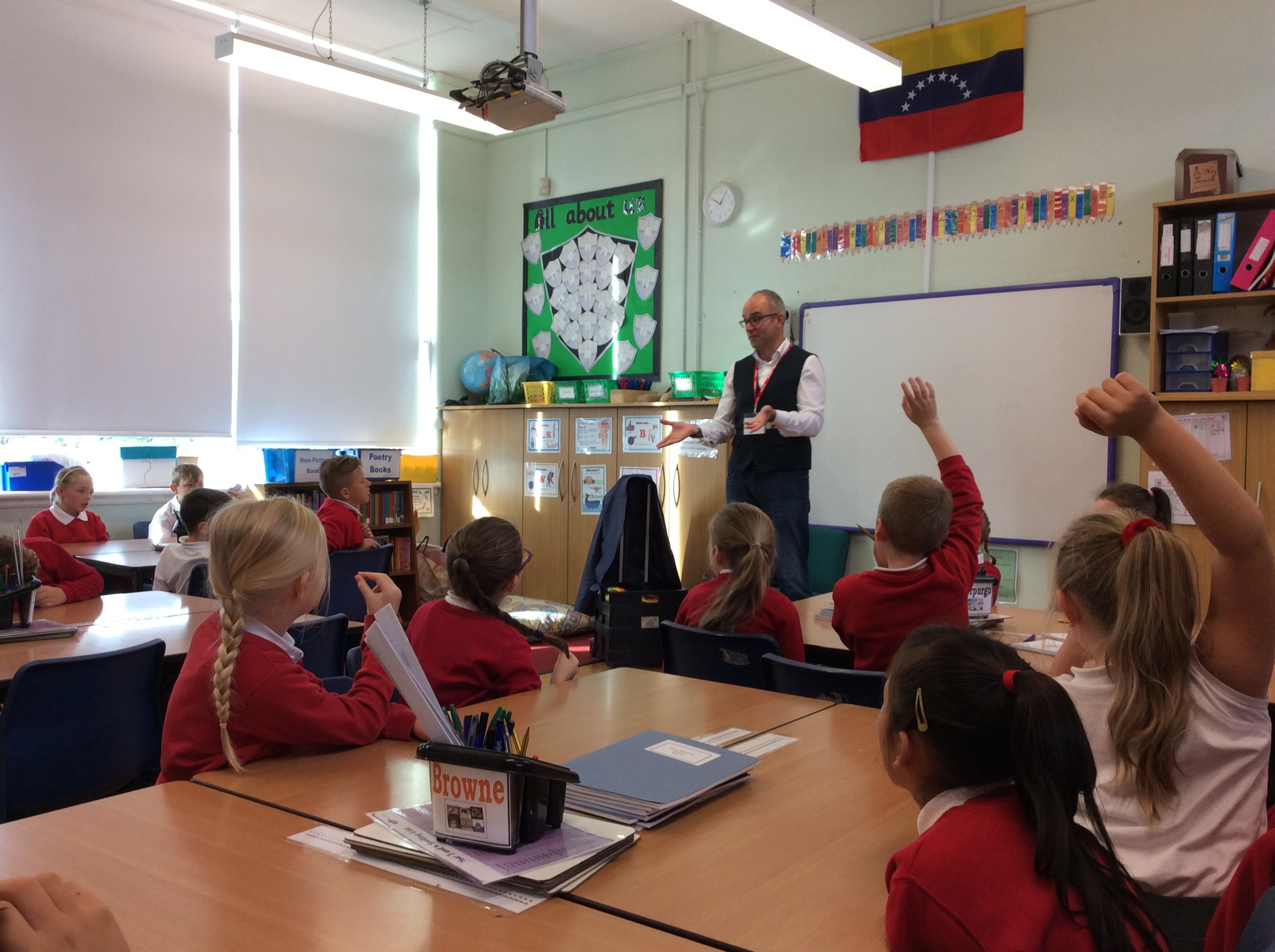 creative writing workshops in primary schools English: search for english literacy workshops for primary schools there are workshops on creative writing, poetry, creative story writing, author visits, story.