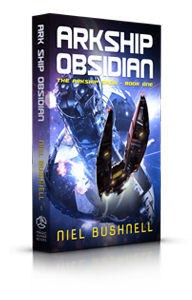 Arkship Obsidian Book