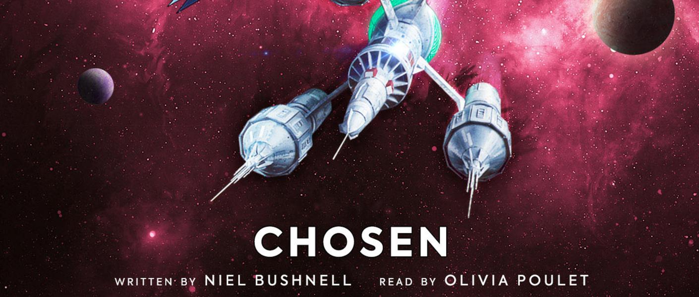 Blake's 7: Chosen cover banner